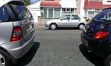 Problem of poor vision whilst reversing